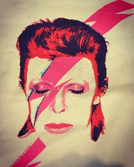 David Bowie Bag (booboo_babies) Tags: music rock easter star target 1970s davidbowie classicrock 2016 ziggystardust