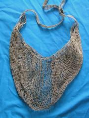 Net Bag Ecuador Amazon Achuar (Teyacapan) Tags: selva oriente bags textiles bolsas amazonian ecuadorian achuar wayusentsa