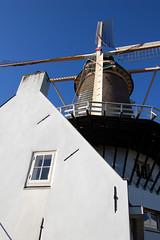 Molen Windlust, Wassenaar (Geschiedenis van Zuid-Holland) Tags: windmill molen zuidholland erfgoed