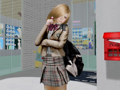 `M.BIRDIE / School Look f/w F.4Candy S RARE (AEON-JUSCO) Tags: secondlife epiphany gacha mbirdie