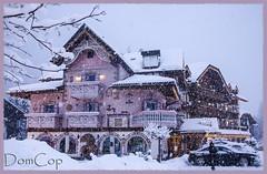 Campitello di Fassa - albergo delle favole (domenico.coppede) Tags: dolomiti sassolungo