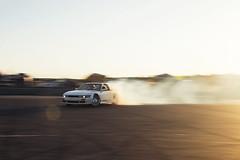 Thick Smoke (Find The Apex) Tags: cars nissan automotive drifting drift 240sx nissan240sx s13 automotivephotography nolamotorsportspark nodrft