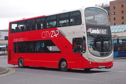 3612-LY03 ZAP. Transdev York.