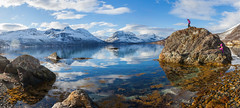 . (L.Mikonranta) Tags: panorama norway lyngen