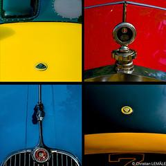 Capots de voiture / Car hoods (christian_lemale) Tags: car voiture hood capot