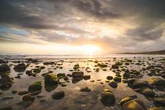 DSC09640 (bloung) Tags: california sunset seascape beach santabarbara zeiss sony filter lee f4 a7 rincon carpinteria 1635 gnd