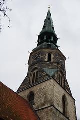 Kreuzkirche ( (Terry Tsang)) Tags: building germany hannover hanover kreuzkirche