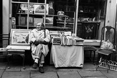 Camden Passage (Oregami) Tags: streetphotography shopwindow islington camdenpassage shopkeeper stphotographia