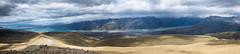 Two Thumb Range (newzild) Tags: two panorama lake mountains four stag hiking hills panasonic ridge micro thumb te range tramping saddle tekapo thirds m43 1232 gm5 araroa