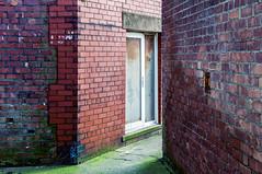 . (Nick Barkworth) Tags: urban bricks blackpool nikkor35mm nikond90