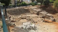 The Lion Temple (Chris Hunkeler) Tags: archaeology site ruin jaffa archaeological ishtarastarte