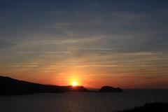 Getari (Enara Sagarzazu) Tags: sky sun nature twilight crepusculo anochecer getaria guetaria