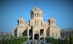 Church in Yerevan (Armenia) (petikova) Tags: church armenia yerevan