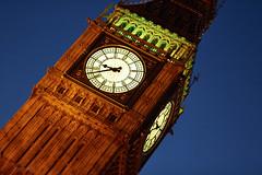London has fallen (www.janwlodarczyk.co.uk) Tags: london clock night capital bigben canon5dmkiii janwlodarczyk