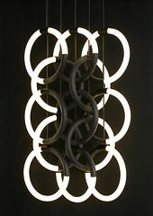 Dark Hearted (Studio Stallinga) Tags: light sculpture art painting tubes canvas rings henk stallinga