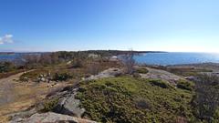 LANDSCAPE OVER R ISLAND, BALTIC SEA, FINLAND (Holtsun napsut) Tags: park sea suomi finland landscape island outdoor east tokina national meri itmeri kansallispuisto saari 1116mm r patikointi