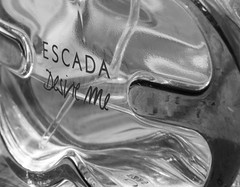 P for Perfume- B & W (@nikondxfx (instagram)) Tags: macromondays beginswiththeletterp perfume escada nikon tamron desireme bottle theme macrophotography monochrome blackandwhite indoor may2 2016 weekly india d750 nitya nitya800gmailcom photography flickr nikkor