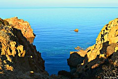 Sardegna (Erica Congia) Tags: sardegna sea italy beach mare natura roccia acqua riflessi paesaggio sud sulcis