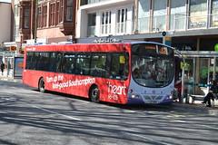 First Volvo B7RLE 69246 YJ07WFN - Southampton (dwb transport photos) Tags: urban bus eclipse volvo first wright southampton 69246 yj07wfn