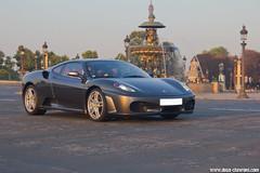 KB Rosso Corsa 09/2011 - Ferrari F430 (Phautomobile.fr / Deux-Chevrons.com) Tags: auto paris france car sport automobile automotive ferrari voiture exotic coche rosso kb supercar exotics f430 corsa 430 ferrarif430 sportcar ferrari430 sportive rossocorsa kbrossocorsa esuper