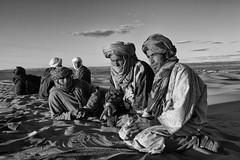 Explore! (delikizinyeri) Tags: men desert morocco merzouga
