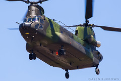 CH147 (galenburrows) Tags: flying aircraft aviation military flight helicopter boeing airforce chinook trenton rcaf planespotting royalcanadianairforce ytr cytr ch147