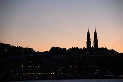 (r e z a se z e z a) Tags: snow ice statue buildings sweden stockholm ducks apples 13 vsters