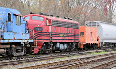 """Lehigh Valley"" 578 (CPShips) Tags: lehighvalley tuckahoe emd f7a urhs"