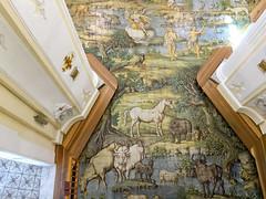 IMG_9160.jpg (Darren and Brad) Tags: italy capri italia gardenofeden anacapri chiesasanmichele