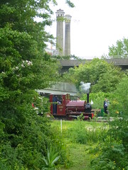 P1050753 (Hampton & Kempton Waterworks Railway.) Tags: loop devon galaday 2015 darent
