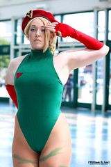IMG_3365 (willdleeesq) Tags: cosplay cosplayer cammy streetfighter cosplayers capcom wondercon wcla wonderconlosangeles wondercon2016 wc2016 wonderconla wcla2016