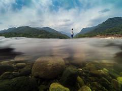 Tranquility (Showkat.Shuvro- ) Tags: nature underwater ngc hills sylhet tranquillity explorebangladesh showkatshuvro bichanakandi xiaomicam