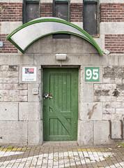 Deur_012 (R. Engelsman) Tags: door architecture rotterdam santos deur pakhuis katendrecht rijksmonument