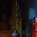Boy Monk at Angkor Wat