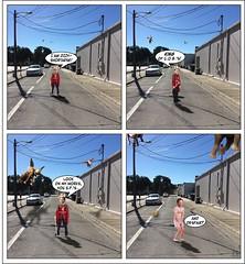 Ozzy-Shortarse (marknpm1) Tags: new david cindy matt photos satire clothes scientology ghosttown bumbo clearwater ozymandias shoop emperors miscavige plahuta markpm snortimer marksshoops marknpm