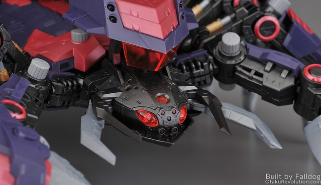 HMM Zoids - Death Stinger Review 14 by Judson Weinsheimer