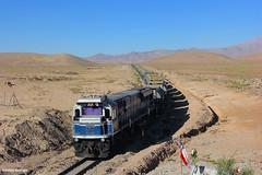 Tren del Hierro (Esteban Radrigan) Tags: chile tren desierto norte ferrocarril hierro gmd vallenar huasco ferronor gt46