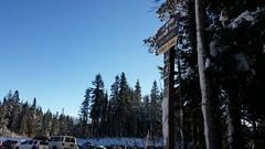 20160101_103049 (mjfmjfmjf) Tags: snow oregon trilliumlake 2016 snoeshoe