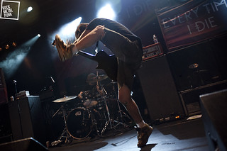 March 8, 2015 // Every Time I Die at Trix // Shot by Daria Colaes