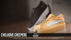 [VALE KOER] EXCLUSIVE CREEPERS (VALE KOER) Tags: life project 3d shoes mesh vale second creepers limited vk koer