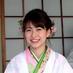 fukumusume, Imamiyaebisu-jinja (shrine), Osaka (jtabn99) Tags: woman girl lady shrine lucky naniwa  imamiyaebisu   20160109