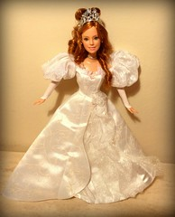 Wedding Giselle (Disney_&_Collection) Tags: doll amy adams barbie patrick disney giselle dempsey walt mattel enchanted 2007