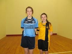 Girls Under 14 doubles Final