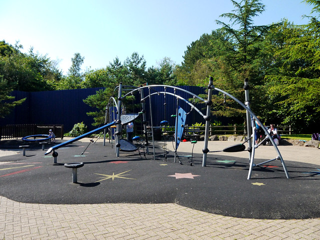 Space Adventures play area