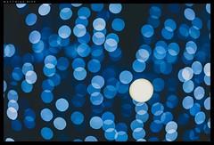 Bleu (mripp) Tags: abstract art zeiss 35mm bokeh kunst sony dream bleu thinking dreams blau farbe unscharf trume punkte gedanken rx1rii