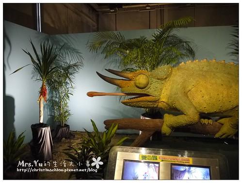 白堊紀恐龍特展 地球大冒險