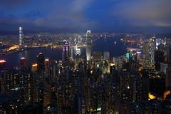 Victoria Harbor, Hong Kong (alen to) Tags: landscape hongkong central  kowloon  tse victoriaharbor