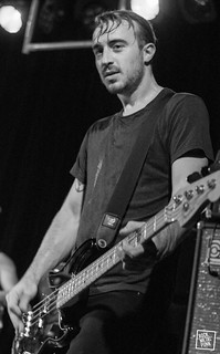 October 7nd, 2014 // The Menzingers at Kavka, Antwerp // Shots by Greet Druytsers-21