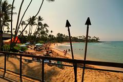 JAN 29 2016 (byronfairphotography) Tags: ocean life sky beach hawaii bay sand maui palmtree napili