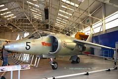 XS695, UK - Air Force Hawker Siddeley Kestrel FGA1 (planebrains) Tags: uk july airforce kestrel cosford 2015 hawkersiddeley ukairforce xs695